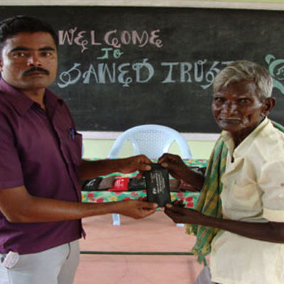 Free Spectacles Distribution