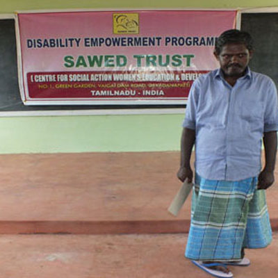 SAWED providing seed capital for their economic empowerment