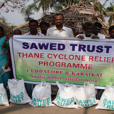 Thane Cyclone Relief