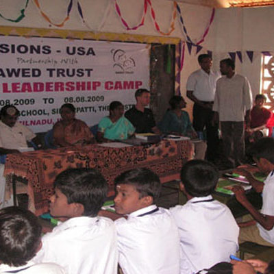 Leadership Training Programme for School Student