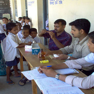 General Health Check up for School Children