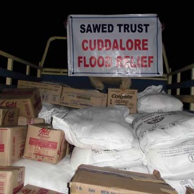 Cuddalore Flood relief