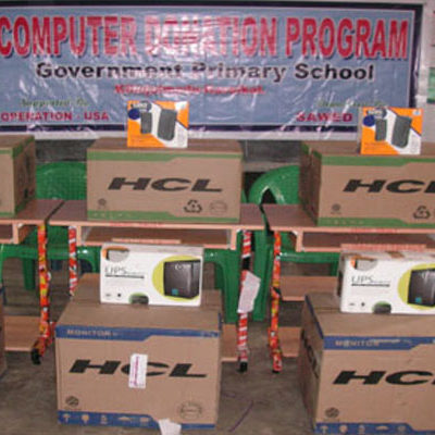 SAWED School Support Programme