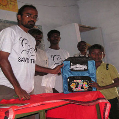 Educational Support for Tribal Children