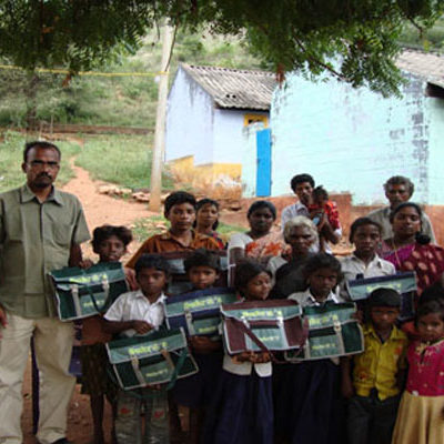 Educational Support for Dalit Children