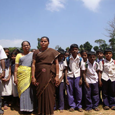 Educational  Tour to Disaster  affected Children