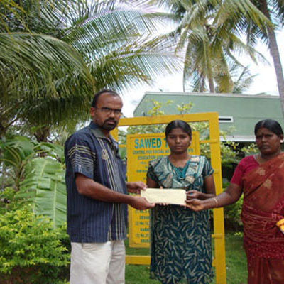 Educational Scholarship to Dalit College Student