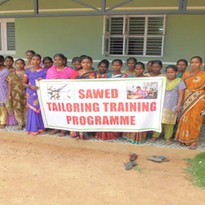 Tailoring & Garments making Training